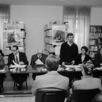 13-Pres.-Progetto-Senesi-B.-Passamani,-F.-Oss-Noser,-A.-Crivellari,-N.-Forenza,-A.-Senesi-21-gennaio-1989