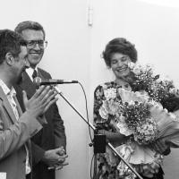 35-Progetto-Senesi-inaugurazione-mostra-Nino-Forenza,Tarcisio-Andreolli,-Anna-Senesi--8-luglio-1989-