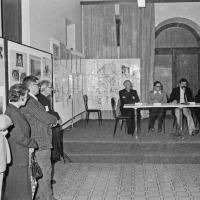 Mostra-capitelli-don-Livio-Dallabrida-Antonio-Sartori-Nino-Forenza-Mons-Iginio-Rogger-maggio-1982