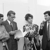 36-Progetto-Senesi-inaugurazione-mostra-Nino-Forenza,Tarcisio-Andreolli,-Anna-Senesi,-Roberto-Festi-8-luglio-1989-