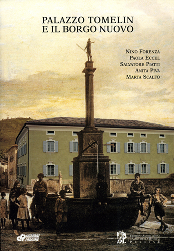 Palazzo Tolemin e il Borgo Nuovo