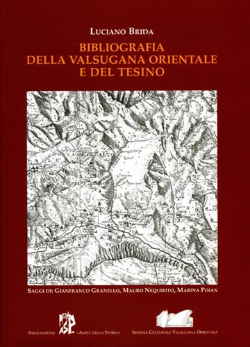 Bibliografia della Valsugana Orientale e del Tesino