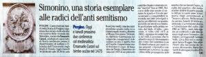 Simonino, una storia esemplare